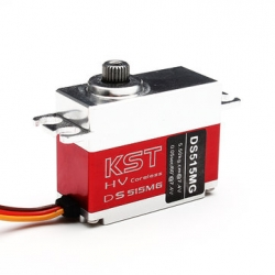 KST DS515MG Metal Gear Digital Servo for 500 RC Helicopter Swashplate 450 Lock Tail