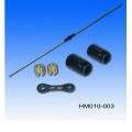 Stabilizer Pole Subassembly Dragonfly 10  (HM5010-003) (SOLD OUT)