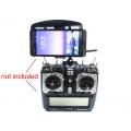 FPV 5'' Smartphone holder + lens hood for radio transmitter [10521351] (SOLD OUT)