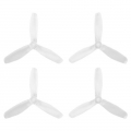 HQ Durable Prop  5X4.5X3V2  Clear (2CW+2CCW)-Poly Carbonate