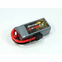 Dinogy New Graphene 2 14.8V 1300mAH (70c) (SOLD OUT)