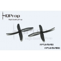 HQ Quad Pusher Prop 5x4x4RP (Black)