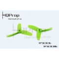 HQ TRIPLE PROP BULLNOSE 3X3X3 (GREEN)