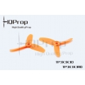 HQ TRIPLE PROP BULLNOSE 3X3X3 (ORANGE)