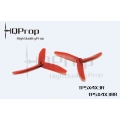 HQ Triple Pusher Prop Mr Steele Version 5x4x3R (Red)
