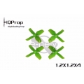 HQ Prop 1.2x1.2x4 Lightest Propeller for BetaFPV/Eachine/Tinywhoop