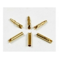 2mm Golden Plated Connector (3 pairs) AM-1002B
