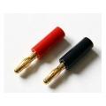 4mm Banana Plugs 1 Red/ 1 Black Code 1019 BNPL35