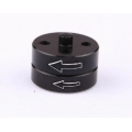 Black Quick Release Prop Adaptor Set for Multi-copter for clockwise motors FC123042