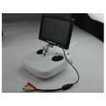 CNC Aluminum FPV Monitor Transmitter Installation Bracket/ Transmitter Hook - DJI Edition (Gravity adjustable)