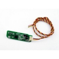 Mini HDMI to A/V Conversion Card With Remote Control Infrared Shutter Function for Sony Nex 5 (SOLD OUT)