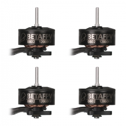 0802 Brushless Motors (SOLD OUT)