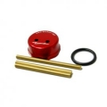 Secraft Fuel Tank Cap (Color options: Red or Blue)