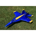 F-18E 3cell 64mm Ducted Fan Jet ARF w/o Radio System [ST-D01A]