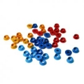 Secraft Cap Bolt Washer 3.0 (Colour Available: Blue or Red)