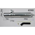 Hatori 60NS-3D Tuned Muffler for YS56SR, YS60SR, OS55HZ, Thunder Tiger RL-56H [HAT-2060]