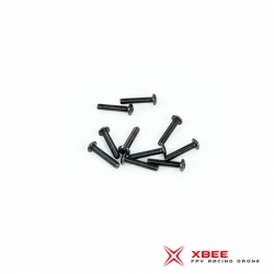 XBEE Metal bolt 3 x 15