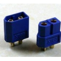 xt60 Battery Connector, Male/Female AM-1010C (1 Pair) (SOLD OUT)