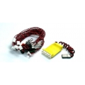 G.T.POWER 8 LED System for Helicopter & Airplane