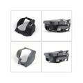Camera Lens Sun Hood Sunshade Anti-Glare Camera Gimbal Protector for DJI Mavic Pro (GREY)
