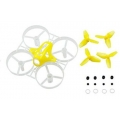 KingKong Tiny6 Kit Main Frame With 31mm Propeller Props for RC Racing Drone Quadcopter