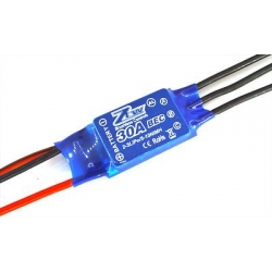 ZTW AL Series 2-3S 30A Electric Speed Controller AL-ZTW30A (SOLD OUT)
