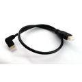 Mini HDMI to HDMI Conversion Cable V1.4 - 50CM