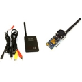 BOSCAM 5.8G FPV 2000mW 12 Ch 2000mW Wireless Audio Video Transmitter + RC805