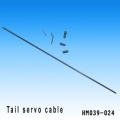 Tail Servo cable s39 (HM039-024)
