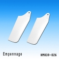 Empennage s39 (HM039-026)