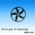 Active gear of empennage s39 (HM039-029) (SOLD OUT)