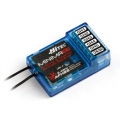 Hitec Minima 6E End Port 6Ch 2.4GHz AFHSS Micro Receiver (SOLD OUT)