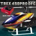 HOT: Trex 450DFC Super combo with iKon FBL System (The best FBL currently in the market)