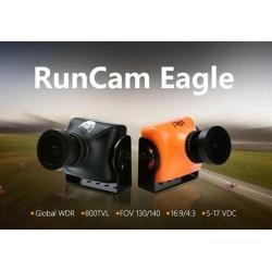 RunCam EAGLE 800TVL 130degrees of FOV 16:9 FPV Camera PAL/NTSC  ( SOLD OUT )