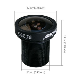 RunCam RC25G FPV Lens 2.5mm FOV140 Wide Angle (SOLD OUT)
