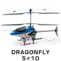Dragonfly 10 XRB R/C Helicopter
