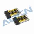 HBP05301  1S1P 3.7V 530mAh/20C