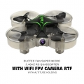 XFLY MINI QUADCOPTER 2.4G 4CH 30W WIFI FPV CAMERA ALTITUDE