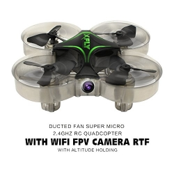 XFLY MINI QUADCOPTER 2.4G 4CH 30W WIFI FPV CAMERA ALTITUDE