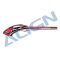 HF7006  700E Speed Fuselage - Red & White