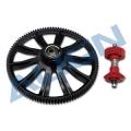 H70G012XXW  102T M1 Helical Autorotation Tail Drive Gear Set