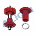 H70G001BXT  M1 Torque Tube Front Drive Gear Set/22T