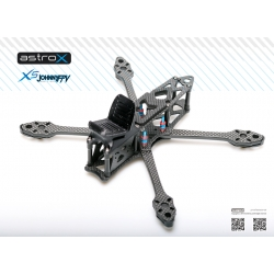 AstroX X5 JohnnyFPV Frame Kit Only