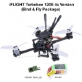 iFlight TurboBee 120RS 2s 4s Micro Race Drone + Frsky XM+ with 4s Lipo ( SOLD OUT )