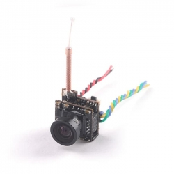 Happymodel Mobula7 HCF7 5.8G 48CH 25MW VTX 700 TVL 120 degree