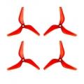Azure Power 5141 Racing Propeller 4pcs [Red]