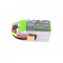 PULSE 1350mah 6S 22.2V 100C - FPV Racing Series - LiPo Battery