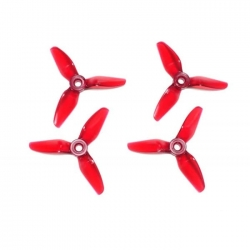 HQ Prop 3X4X3 V1S Tri-blade Red (2 pairs ) ( SOLD OUT )