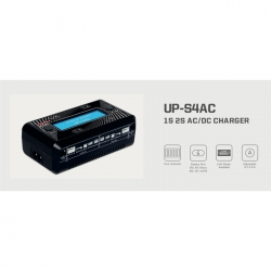 Ultra Power UP-S4AC 2S LiPo/LiHV Four Channels AC/DC Charger