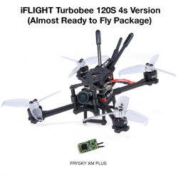 iFlight TurboBee 120RS 2s 4s Micro Race Drone + Frsky XM+ without Lipo ( SOLD OUT )